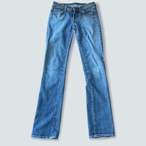 Citizens of Humanity Denim Jeans Straight Leg 26